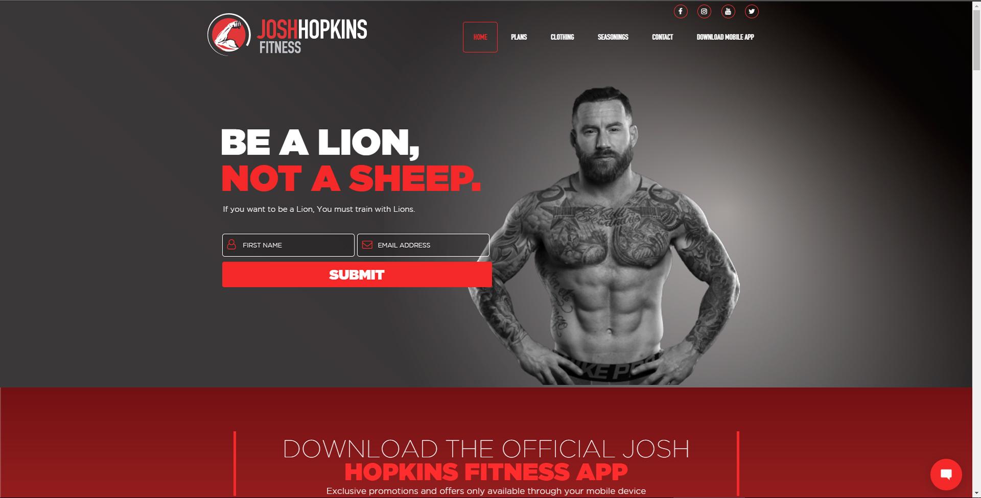 Joshhopkinsfitness